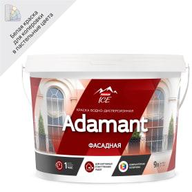 Краска фасадная Adamant 9 л база A