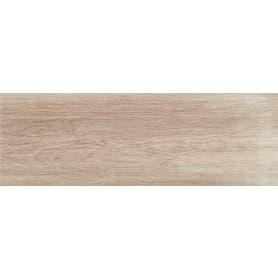 Плитка настенная Бьорк 20x60 см 0.84 м² цвет дерево