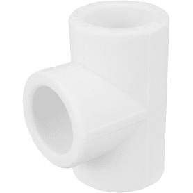Тройник ⌀25 x 25 x 25 мм полипропилен