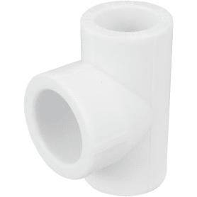 Тройник ⌀20 x 25 x 20 мм полипропилен