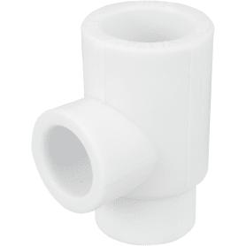 Тройник ⌀25 x 20 x 20 мм полипропилен