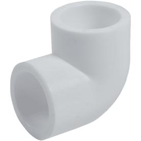 Угол 90° ⌀25 мм полипропилен