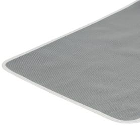 Чехол универсальный 136х52 см цвет серый