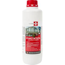 Очиститель сайдинга концентрат 1:1 Lumenix, 1 л