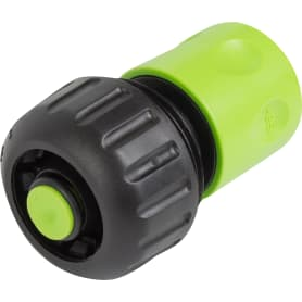 Коннектор для шланга быстросъёмный с автостопом Cellfast Economic, 3/4 дюйма.