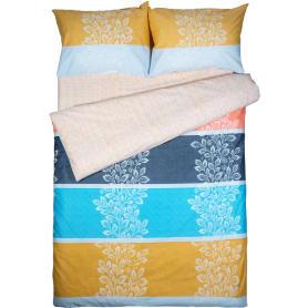 Комплект постельного белья «Сияние», 1.5-спальный, сатин