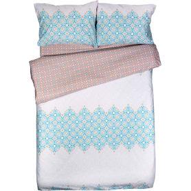 Комплект постельного белья Amore Mio Лоск полутораспальный сатин