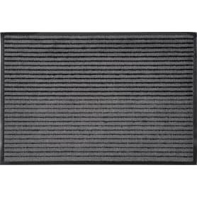 Коврик «Clean Stripe», 60x90 см, ПВХ/полипропилен, цвет серый