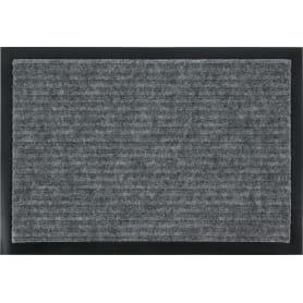 Коврик «Start», 40х60 см, полипропилен, цвет серый