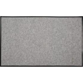 Коврик «Start», 90х150 см, полипропилен, цвет серый