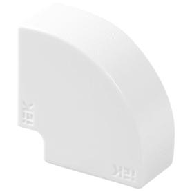 Угол 90 градусов IEK КМП 25/16 мм цвет белый 4 шт.