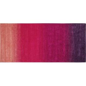 Коврик «Сабрина» 259, 160х75 см, латекс/шенилл, цвет красный