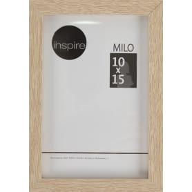 Рамка Inspire «Milo», 10x15 см, цвет дуб