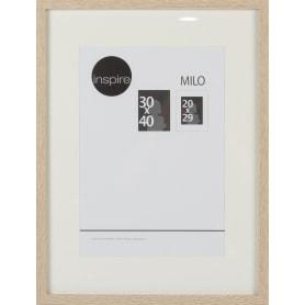 Рамка Inspire «Milo», 30x40 см, цвет дуб