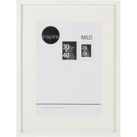 Рамка Inspire «Milo», 30x40 см, цвет белый
