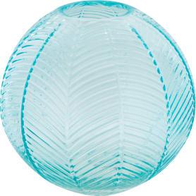 Ваза «Формекс» 1, стекло, цвет голубой