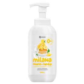 Мыло-пенка Milana «Лимонный пирог» 500 мл