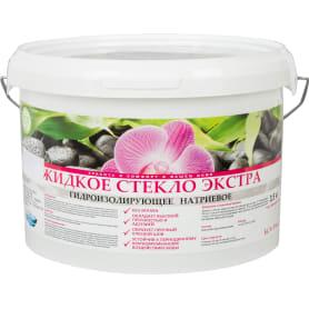Жидкое стекло «Экстра» 3.5 кг