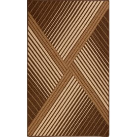 Ковёр «Каталония», 0.8x1.2 м, цвет коричневый