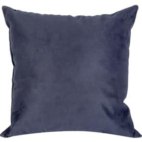 Подушка декоративная «Манчестер», 40х40 см, цвет синий