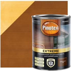 Лазурь для дерева Pinotex цвет тик 0.9 л