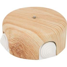 Коробка распределительная 50х160х220 мм, цвет сосна