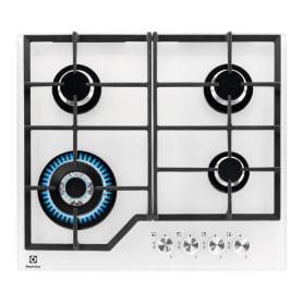 Варочная панель газовая Electrolux GPE363YV 4 конфорки, цвет белый
