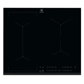 Варочная панель электрическая Electrolux IPE6453KF, 4 конфорки, 59x49 см, цвет чёрный