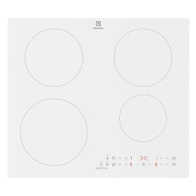 Варочная панель электрическая Electrolux IPE6440WI 4 конфорки, цвет белый