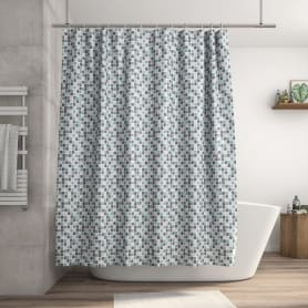 Штора для ванны Mosaic 180x200 см, полиэстер