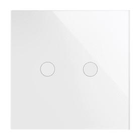 Выключатель сенсорный Rubetek RE-3317 2 клавиши