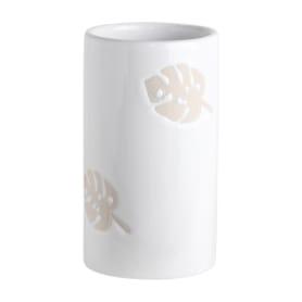 Стакан для зубных щёток Lopo керамика цвет бежевый