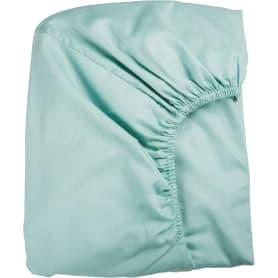 Простыня Mona Liza «Premium», 200х220 см, сатин, цвет мятный