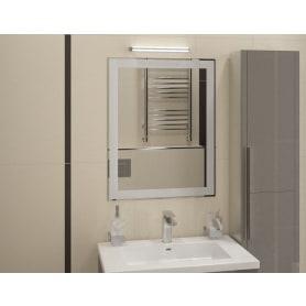 Зеркало «Сапфир» 53.5х68 см цвет прозрачный