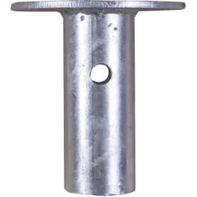 Оголовок фланец BAU FMT 105х48х150 мм