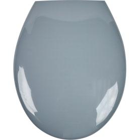 Сиденье для унитаза Sensea Essential цвет серый