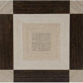 Керамогранит Sinua Mix Ins Cas 45x45 см 1.215 м² цвет бежевый
