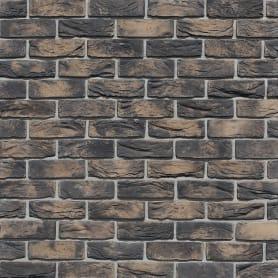 Плитка декоративная Торн Брик, цвет серый, 1.18 м²