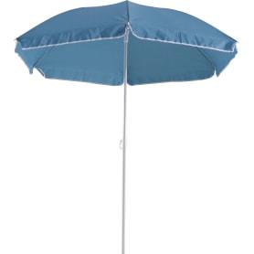 Зонт пляжный Ø1.4 м синий