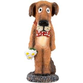Фигура садовая «Пёс с верёвкой» 59 см