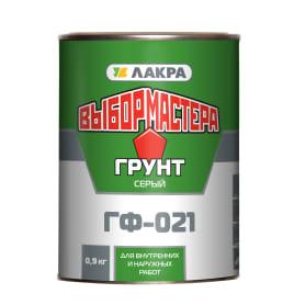 Грунтовка универсальная Выбор Мастера ГФ-021 0.9 кг