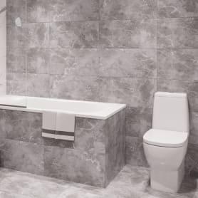 Керамогранит Softmarble 30x60 см 1.08 м² цвет серый