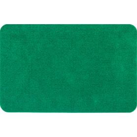 Коврик Флорт «Экспо», 40x60 см, полипропилен, цвет зелёный
