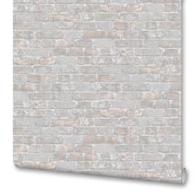 Обои флизелиновые Marburg Brique серые 1.06 м 97985