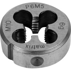 Плашка Matrix М10х1.5 мм