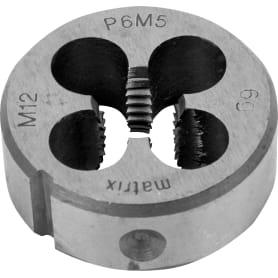 Плашка Matrix М12х1.75 мм