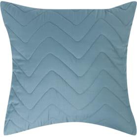 Подушка, 50х50 см, цвет серый/голубой