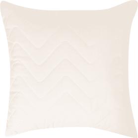Подушка, 50х50 см, цвет песочный