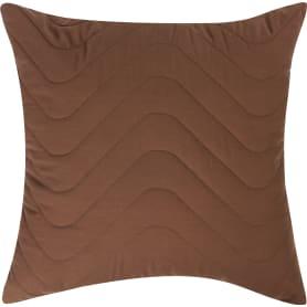 Подушка, 50х50 см, цвет шоколад