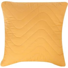 Подушка, 50х50 см, цвет шафран